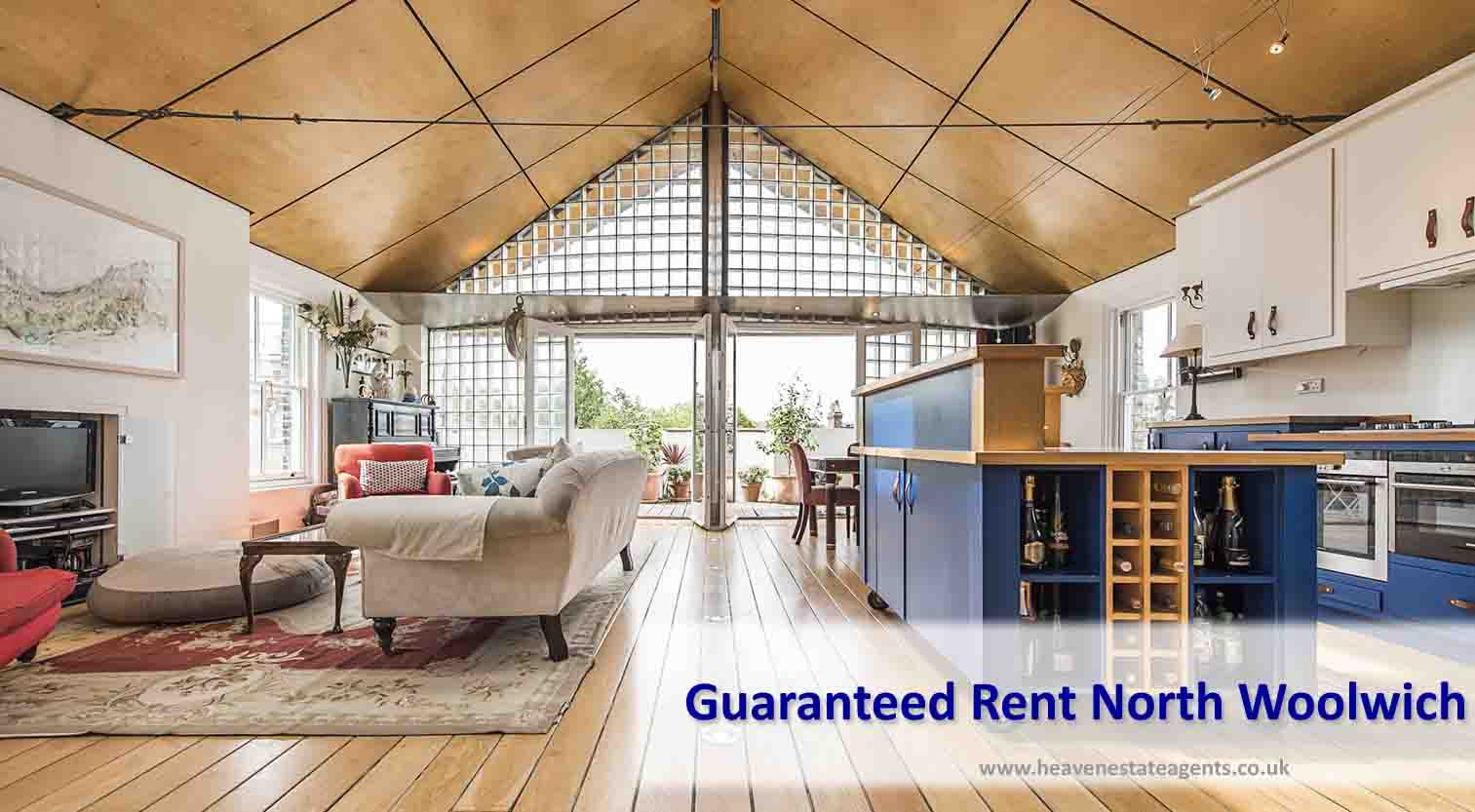 Guaranteed Rent North Woolwich